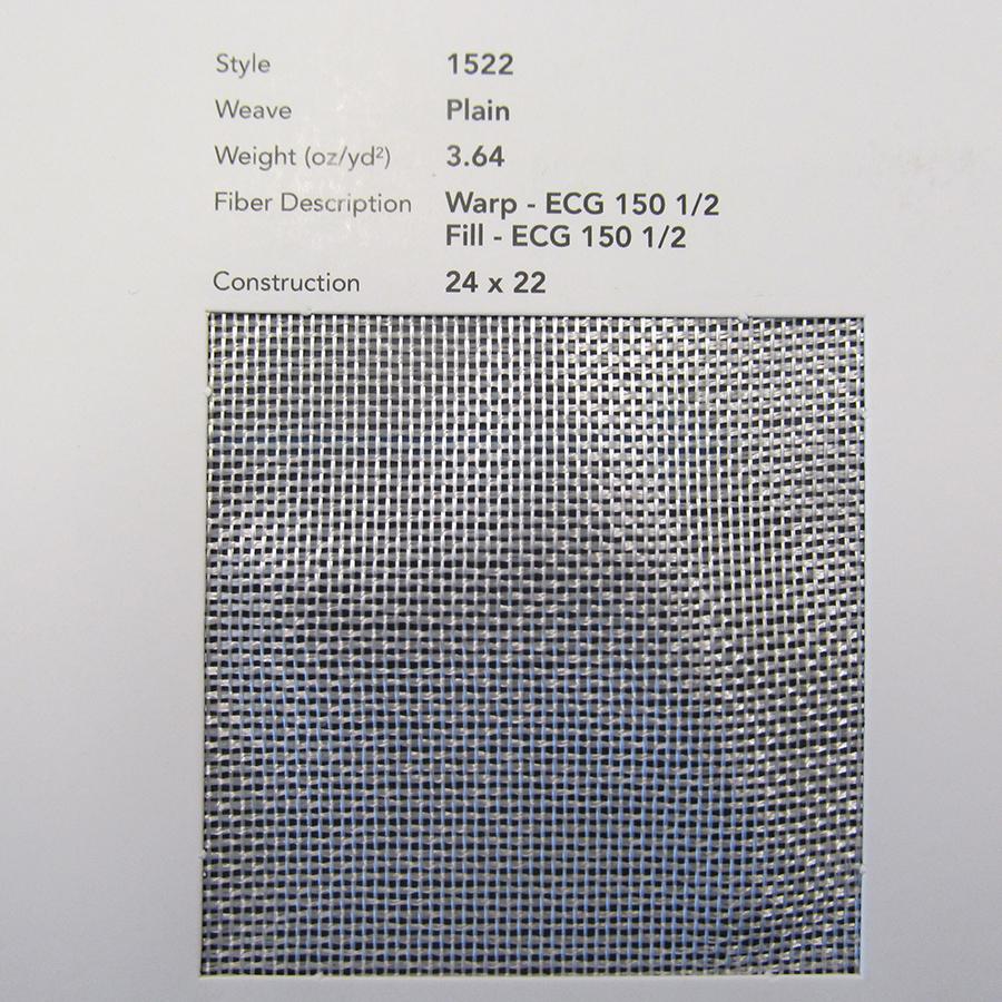 GLASS, CLOTH 1522 30 IN SILANE A218