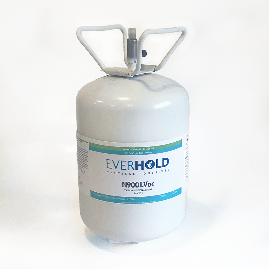 EVERHOLD N900 LOW VOC INFUSOIN ADHESIVE 9# CANISTER - BLUE