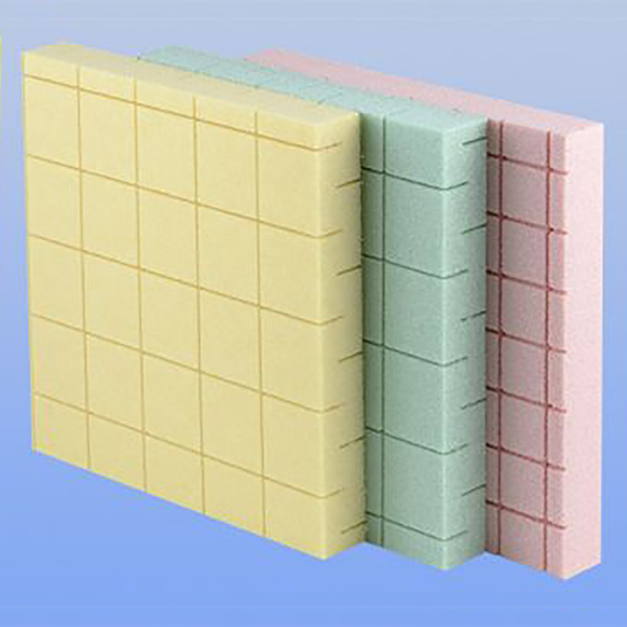"1"" GS PVC FOAM 45 X 45 (12 SHT/CTN - 84 SF)"
