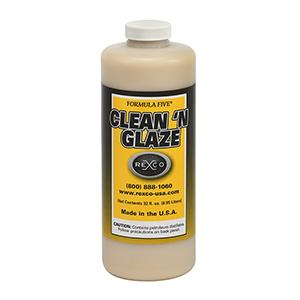 FORMULA FIVE CLEAN N GLAZE QUART