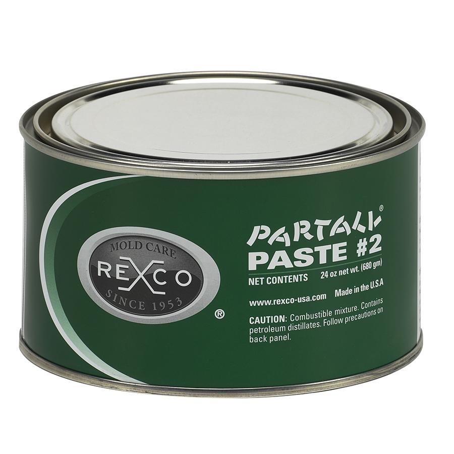 PARTALL PASTE #2 GREEN (12 X 1.5 LB / CA)