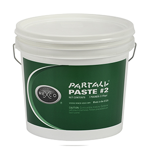PARTALL PASTE #2 GREEN (7 LB - 4/CASE)