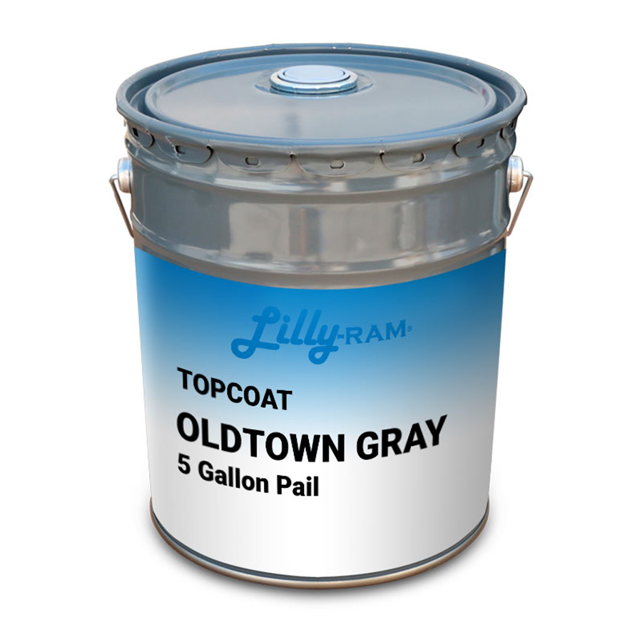 OLDTOWN GRAY TOP COAT GEL COAT