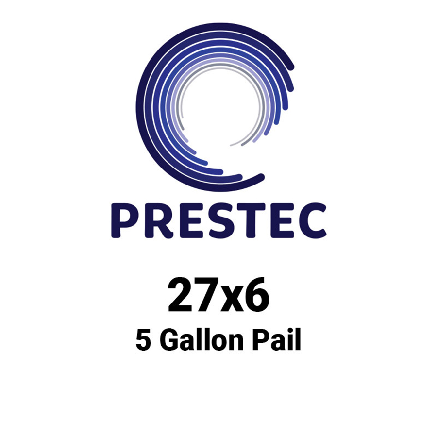 PRESTEC SUPER CLEAR PERFECT FLOW COATING - DRUM