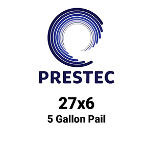 PRESTEC SUPER CLEAR PERFECT FLOW COATING - DRUM